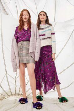 Tanya Taylor Resort 2019 New York Collection - Vogue