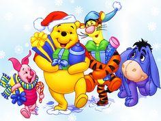 Kids-n-fun | Wallpaper Kerstmis