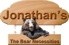"The place for your ""bear necessites."" Featuring resort clothing. Minnetonka moccasins, Hi Tec boots, Sanuk sandals, skiwear, Life is Good, Willow Tree Angels, scrapbook supplies and more. #shopping #Gatlinburg"