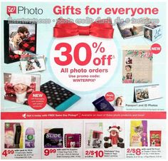 Walgreens Black Friday 2018 Ads and Deals Browse the Walgreens Black Friday 2018 ad scan and the complete product by product sales listing. Black Friday News, Id Photo, Wonderful Pistachios, For Everyone, Photo Cards, Walgreens Coupons, Photo Gifts, Ads