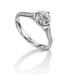 33 best lucienne by furrer jacot images halo rings wedding band Vintage Engagement Rings engagement ring