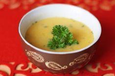 Tekvicovo - karfiolová crema - Powered by Cheeseburger Chowder, Soup, Pudding, Fit, Ethnic Recipes, Desserts, Tailgate Desserts, Deserts, Shape