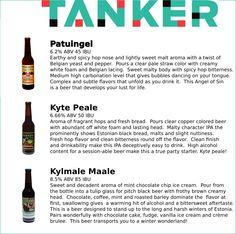 Tanker beers www.tanker.ee