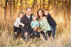 Christensen Family | Utah family photographer » Kate's Photo Blog