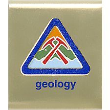 Cub Scout Geology belt loop and academic pin requirements