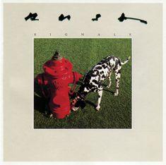 rush album cover art | signals album artwork click any image to enlarge album front cover