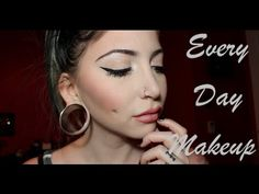 My Current Every Day Makeup Routine. (Fall/Winter 2014) Cruelty Free & V...