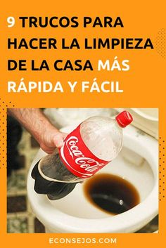 Limpieza Natural, Everything And Nothing, Helpful Hints, Cleaning, Ideas Para, Vestidos, Clean Toilets, Household Cleaning Tips, Home Cleaning