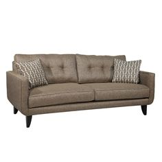 Fairmont Designs Made To Order Park Avenue Sofa (Sofa), Beige (Cotton)