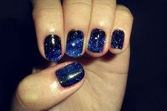 she's got a galaxy on her hands