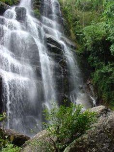 Véu de Noiva Falls - Itatiaia National Park - Rio de Janeiro