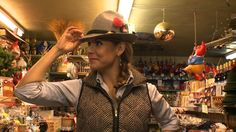 """Octoberfest in New Ulm is the best in Minnesota! New Ulm is the only place in America where you can walk around dressed like this and nobody gives you a second look,"""" Glotzbach said. """"New Ulm was founded by Germans, for Germans, and it's still very much that kind of a town."""""""