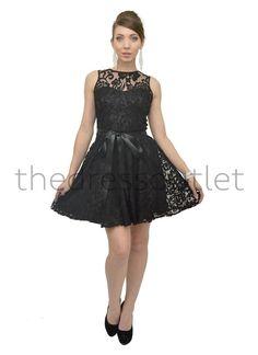 Short Formal Dress Lace Bridesmaids Plus Size - The Dress Outlet - 1 Plus Size Short Dresses, Maid Of Honour Dresses, Lace Bridesmaids, Plus Size Shorts, Nice Legs, Lace Dress, Wedding, Fashion, Valentines Day Weddings
