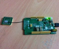 Linkit One Getting Started With GPS