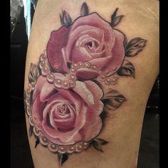 Sweet tattoo by Leanne Fate.