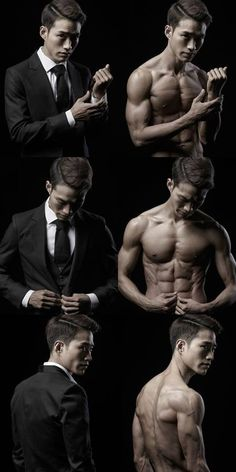 Kim Ki Ri Shows Off His Body 'Body Fat And people say Asian guys are either… Poses Dynamiques, Body Poses, Male Poses, Human Poses Reference, Body Reference, Photo Reference, Sexy Asian Men, Sexy Men, Asian Muscle Men