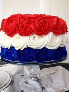 memorial day cake | MAKE | Happy Memorial Day!
