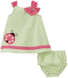 Baby Clothes for Girls Baby Outfits, Newborn Girl Outfits, Little Girl Dresses, Kids Outfits, Baby Girl Patterns, Baby Clothes Patterns, Cloth Patterns, Stitching Patterns, My Baby Girl