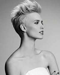 short hair womens pompadour - Google Search