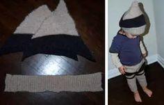 wool baby pants