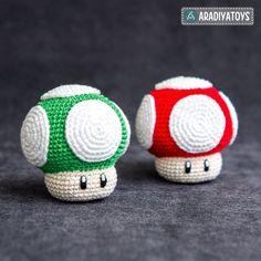 1Up Mushroom (