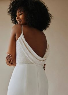 Sophisticated Show-Stoppers: Laudae Wedding Dresses 2022
