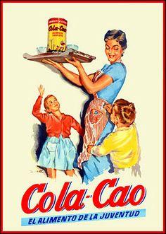 anuncio Cola Cao retro