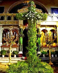 Orthodox Christianity, God Prayer, Christian Church, Byzantine, Jesus Christ, Spirituality, Mansions, House Styles, Laura Ashley