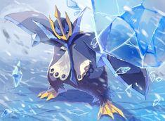 Best Pokemon Ever, All Pokemon, Pokemon Fan Art, Cool Pokemon Wallpapers, Cute Pokemon Wallpaper, Pokemon Dragon, Pokemon Official, Raven Art, Pokemon Special