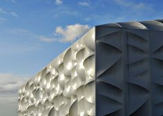 London 2012: Basketball Arena by Sinclair Knight Merz