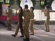 Israel Defense Force (IDF) girls singing (Israeli military army songs) They are truly the most amazing army in the world. They proud, compassionate, protective and very very brave.