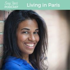 Curious what it's like to live in Paris? Hear Sally Mercedes story http://www.laurayamin.com/105-living-paris-sally-mercedes/