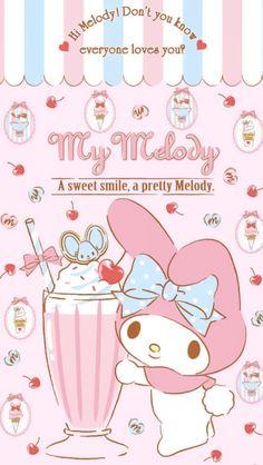 My Melody Wallpaper, Sanrio Wallpaper, Friends Wallpaper, Cute Wallpaper For Phone, Hello Kitty Wallpaper, Pink Wallpaper Iphone, Pink Iphone, Kawaii Wallpaper, Cute Wallpaper Backgrounds