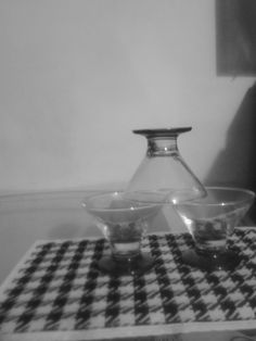 Wine Decanter, Barware, Black And White, Black N White, Wine Carafe, Black White, Tumbler