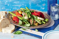 Vegetarian winner, this meal is a great option for vegetarians, or you can serve it with barbecued meat.