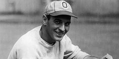 Ohio State coach Paul Brown, 1942.