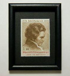 Ludwig Van Beethoven....stamp