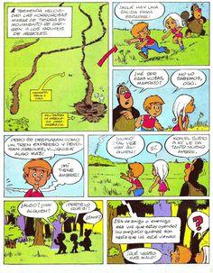 Los comics de Machete: Mampato, Rena y Ogú: Los Suterones Peanuts Comics, Art, Journals, Art Background, Kunst, Art Education