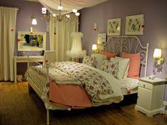 ikea vintage bed <3    LEIRVIK Bed frame - King - IKEA
