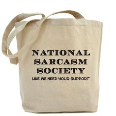 Sarcasm Society