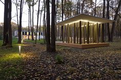 Gallery of House With A Peristyle / Drozdov&Partners - 13