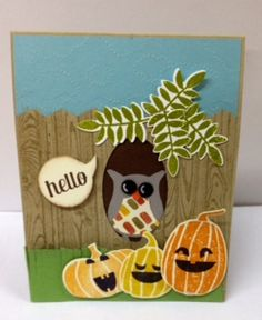Fall Fest meets Owl Punch!