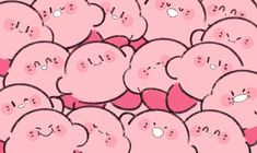 kirby | Tumblr Wallpaper Pc, Computer Wallpaper, Wallpaper Backgrounds, Naruto Wallpaper, Cute Headers, Kirby Games, Desu Desu, Pikachu, I Love My Son
