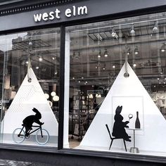 WEBSTA @ hamjoanna - HAM's new collection has landed at @WestElmUK with a window…