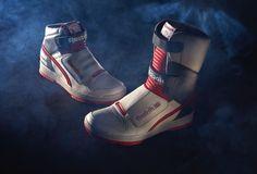 「リーボック(Reebok)」が、映画「エイリアン2」の劇中で登場するシューズ「エイリアンスタンパー(Alien Stomper)」を、映画の舞台である惑星LV-426にちなんで4月26日に全世界同時発売する。2モデルの展開で、価格はハイカットシューズが2万5,000円、ミッドカットシューズが1万9,000円(いずれも税抜)。