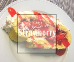 I'm the pincook - Recipes Strawberry, Sweets, Cream, Cooking, Blog, Recipes, Sweet Pastries, Chowder, Gummi Candy