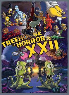31 best simpsons treehouse of horror images homer simpson rh pinterest com