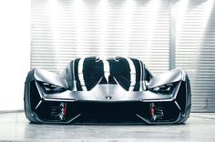 #Lamborghini Terzo Millennio - Is this what you're dreaming of?