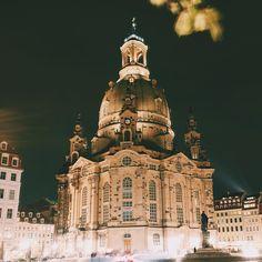 """Good Night #Dresden ❤️"""
