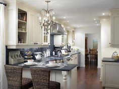 French Quarter Kitchen Makeover : Rooms : Home & Garden Television